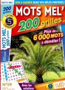 SC Mots Mél' 200 grilles