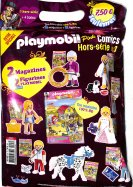 Playmobil Pinks Comics Hors-Série