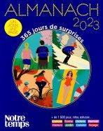Notre Temps Almanach 2022