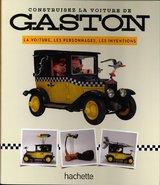Classeur Construisez La Voiture De Gaston