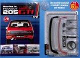 Construisez la Mythique Peugeot 1.9 205 GTI