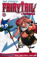 Fairy Tail L'intégrale tome 1