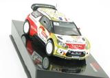 Citroën DS3 WRC - Rallye de Monte-Carlo 2013