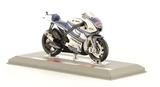 Les Motos GP 1/18e - Yamaha YZR-M1 - Jorge Lorenzo 2012