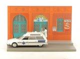 L'Ambulancier et sa Citroën CX
