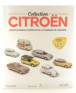 Classeur Collection Citroën 1/24e