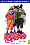 Naruto L'Intégrale Tome 11
