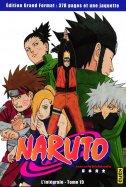 Naruto L'Intégrale Tome 19