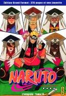 Naruto L'Intégrale Tome 25