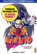 Naruto L'Intégrale Tome 4