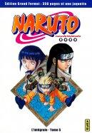 Naruto L'Intégrale Tome 5