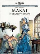 Marat et Charlotte Corday