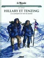 Hillary et Tenzing - À la Conquête du Toit du Monde