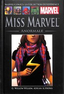 Miss Marvel Anormale