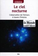 Le Ciel Nocturne - L'Observation de L'Univers à Travers L'Histoire