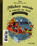 Mickey Envoie Le Courrier De Noël