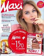 Maxi + Maxi Cuisine Hors-Série