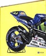 Boite de Rangement : Construisez la Moto De Valentino Rossi