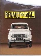 Porte Reliure Renault 4L