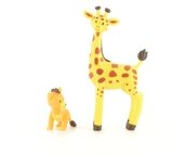 Sandy La Girafe - Kimba Le Lionceau