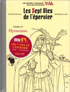 Les Sept Vies De L'Epervier Tome 4 Hyronimus