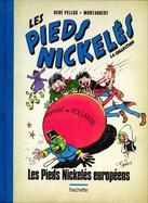 Les Pieds Nickelés Européens - 1980
