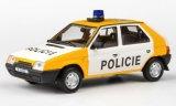 Skoda favorit 136L,  Policie (CZ) - 1988