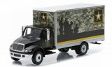 Internationale Durastar Box Van, U.S. Army