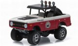 Ford Baja Bronco, rot/weiss, No.66 - 1966