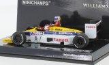 Williams Honda FW11, No.6, Formel 1, GP Allemagne - 1986