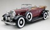Ford Lincoln KB, rouge foncé/schwarz - 1932