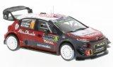 Citroen C3 WRC, No.10, Rallye WM, Rallye Monte Carlo - 2018