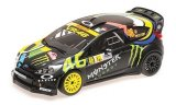 Ford Fiesta RS WRC, No.46, Monstre, Rallye Monza - 2012