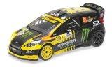 Ford Fiesta RS WRC, No.46, Monstre, Rallye Monza - 2013