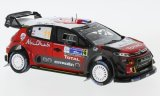 Citroen C3 WRC, No.11, Citroen Total Abu Dhabi World Rally Team, Rallye WM, Rallye Mexico - 2018