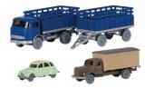 Set Wiking-Verkehrs-modèles 77