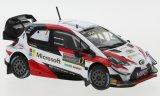 Toyota Yaris WRC, No.7, Toyota Gazoo Racing, Microsoft, WRC, Rallye Australie - 2018