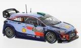 Hyundai i20 WRC, No.6, Rallye WM, Rallye Australie - 2018