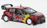 Citroen C3 WRC, No.4, Red Bull, WRC, Rallye Schweden - 2019