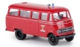 Mercedes O 319, pompiers Wanne-Eickel