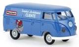 VW T1b Van, Poclain