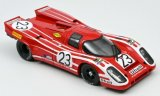 Porsche 917K, RHD, No.23, Porsche KG Salzburg, 24h Le Mans - 1970