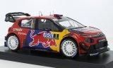 Citroen C3 WRC, No.1, Red Bull / Total, WRC, Tour de Corse - 2019