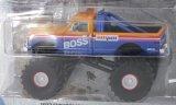 Chevrolet K-10 Monstre Truck, AM/PM Boss - 1972
