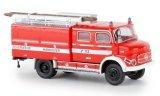 Mercedes LAF 1113 TLF 16, pompiers Hannover - 1972