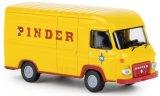 Saviem SG2 Van,  Pinder - 1965
