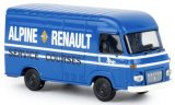 Saviem SG2 Kasten, Alpine Renault - 1965