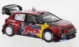 Citroen C3 WRC, No.4, Red Bull, WRC, Rallye Finnland - 2019