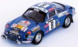 Alpine Renault A110, No.8, Rally Marokko - 1974