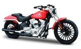 Harley Davidson Breakout, orange - 2016